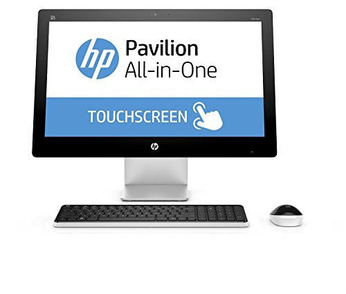 2017 HP Pavilion 23 Inch Touchscreen FHD All-in-One ...
