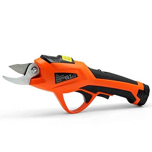 Manual Las herramientas eléctricas 3.6V Li-ion de la batería sin cable cortador de ramas herramienta eléctrica podadera fruta