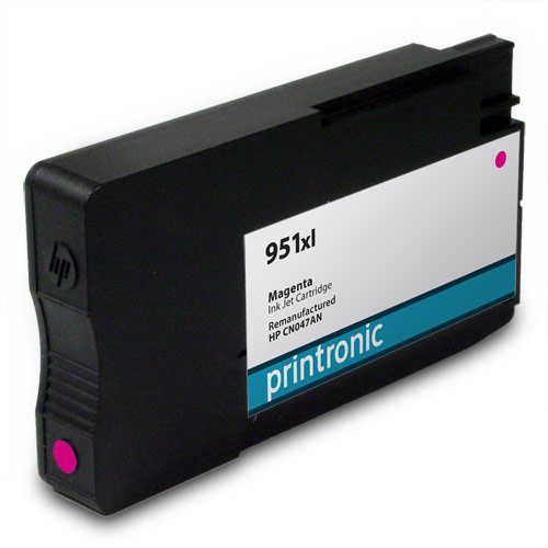Printronic Remanufactured Ink Cartridge Replacement for HP 950xl CN045AN ( Black,Cyan,Magenta,Yellow , 5-Pack ) Photo #2