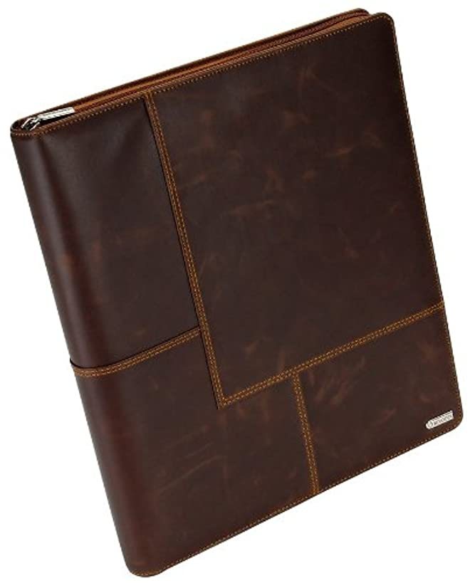 Rolodex Explorer Collection Business Card Book, 240-Card, Brown (22337)