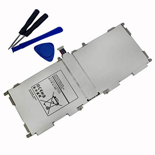Backupower reservebatterij voor EB-BT530FBU EB-BT530FBC EB-BT530FBE Compatibel met Samsung Galaxy Tab 4 10.1