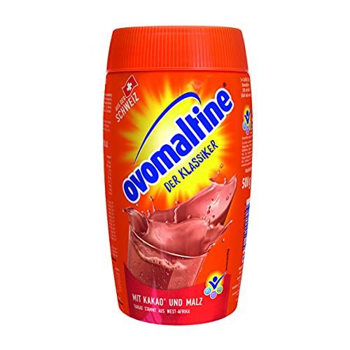 Ovolmatine, Bebida Soluble, Cacao, bote, 500 g