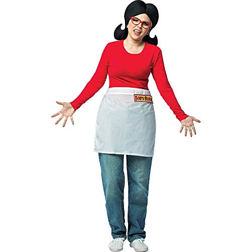 Rasta Imposta Womens Adult Bob's Burgers Linda Fancy dress costume Standard