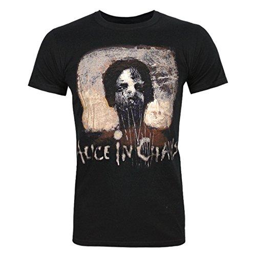 Alice In Chains Stitch Boy Men's T-Shirt