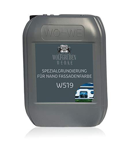 Spezial Grundierung für Nano Fassadenfarbe Wand Tiefengrund WO-WE W519-10L
