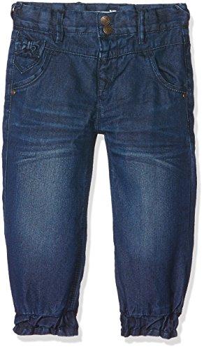 NAME IT Mädchen NITBITTEN Bag/XR DNM Pant MZ NOOS Jeanshose, Blau (Dark Blue Denim), 98