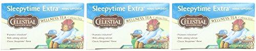 (3er BUNDLE)| Celestial Seasonings - Sleepytime Extra Tea -20bag