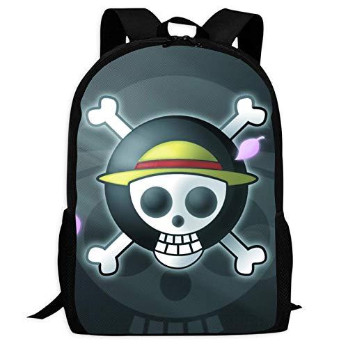 DJNGN Mochila para niños con impresión 3D My He-r-o ACA-Demi-a Boys Girls Mochilas Multiusos Bookbag Senderismo Daypack
