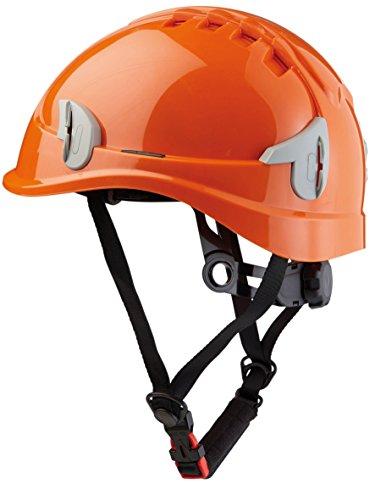 Industriehelm Rigger Helm für arbeiten in der Höhe orange