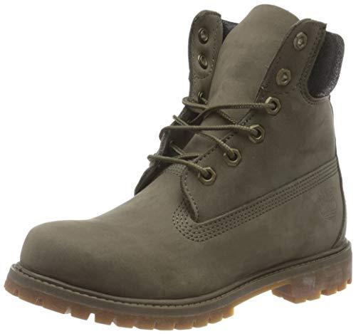 Timberland Damen 6 In Premium Boot W Stiefeletten, Grau (Gray A1HZM), 36 EU