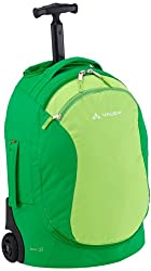VAUDE kids travel luggage Gonzo, 26 liter, grass / apple green, 11428