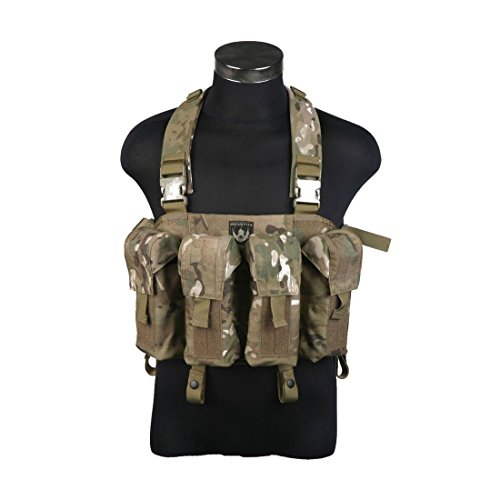 PANTAC - VT-C036-MC-A AK Chest Rig, MC