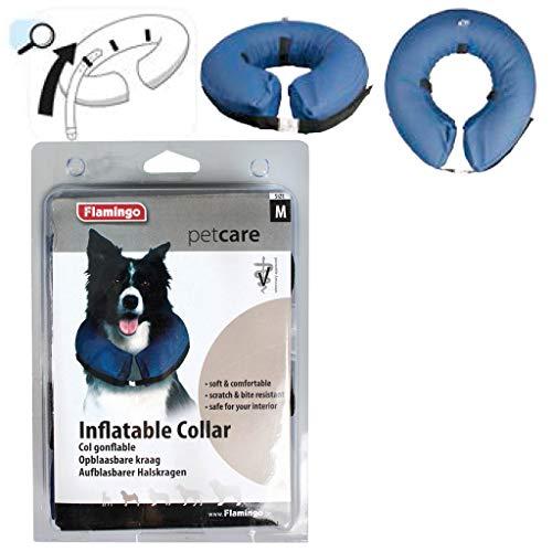 Karlie 513237 Collar Inflable para Perros, 25-40 cm, M