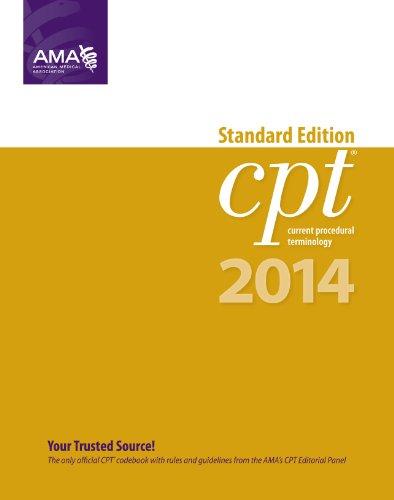 CPT Standard - 2014 (CPT Current Procedural Terminology - Standard Edition)