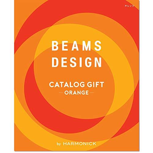 BEAMS DESIGN CATALOG GIFT <ORANGE> ビームス デザイン カタログギフト <オレンジ> 3,000円コース