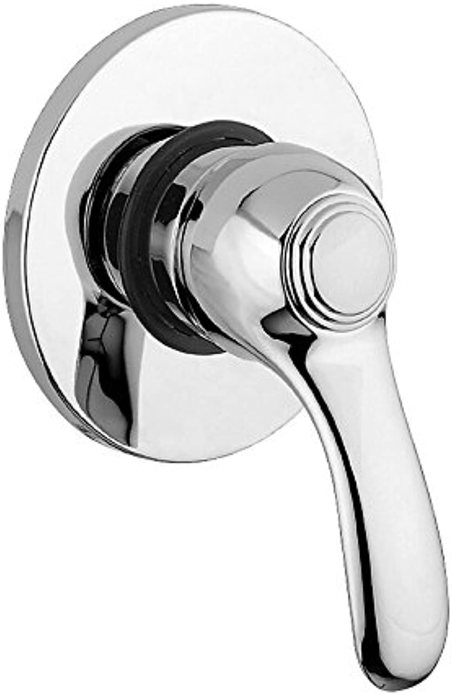 saludable Grifo monomando grifo ducha integrado Roma de latón cromado cromado cromado Made in   lo último