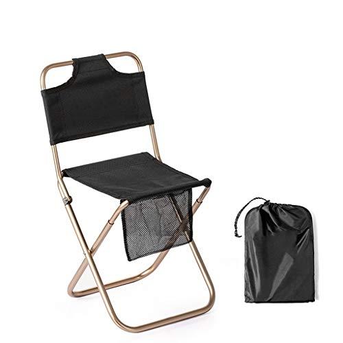 qidongshimaohuacegongqiyouxiangongsi angelausrüstung Außenklappstühle, Stühle Picknick Art Skizze Ultra-Light Klappstuhl Angeln Stuhl Stuhl zurück Falten,