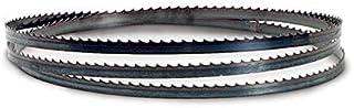 Flexback bandsågblad för trä 1400 träband sågblad lämpligt för Einhell, Atika, Scheppach etc.
