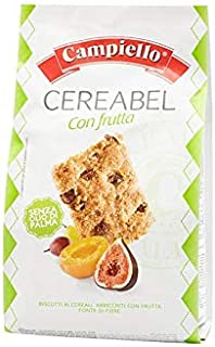 Campiello Oats & Fruit Biscuit, 220 gm