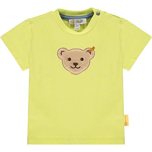 Steiff Baby-Jungen T-Shirt, Limeade, 086