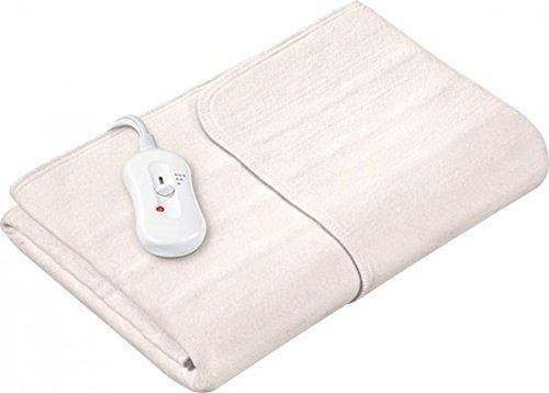Sanitas SWB20 Heizdecke für Einzelbett, umweltfreundlich, Weiß