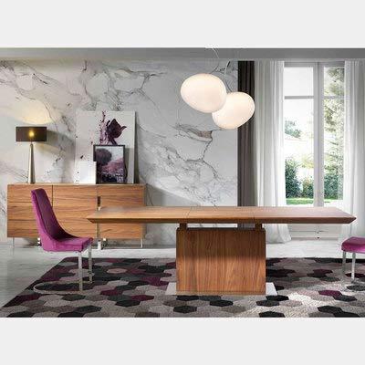 M-034 SOS Esszimmermöbel Farbe Nussbaum Bild 6*