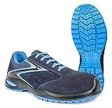 Lion Safety WEST/43 Zapatilla seguridad libre de metal puntera fibra de vidrio