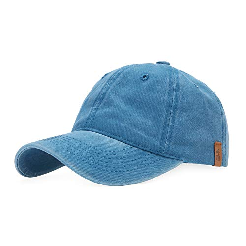 Michael Heinen Basecap Herren - Baseball Kappe - Schildkappe - Baumwolle- UV-Schutz-Kappe Basecaps Schildkappe