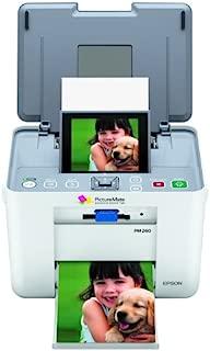 Epson PictureMate Dash PM260 Compact Photo Inkjet Printer (C11C694201) (Old Version)