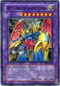 Yu-Gi-Oh! - VWXYZ-Dragon Catapult Cannon (EEN-EN031) - Elemental Energy - 1st Edition - Super Rare