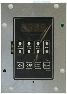 king pellet stove control board