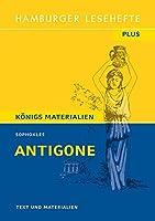 Antigone: Hamburger Lesehefte Plus Koenigs Materialien