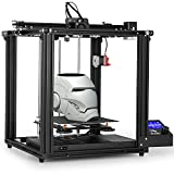 FDM 3D Printers, Official Creality Ender 5 Pro Business Grade 3D Printer, Fully Open Source with Power Off Resume Printing Function, Double Y-axis Control System, Build Size 220x220x300mm