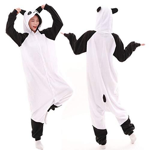 Xmansky Karnevalsparty Fancy Festival Zubehör,Frauen Kapuzen Tier Erwachsene Overall Plüsch Warme Erwachsene Overall Cosplay Pyjamas
