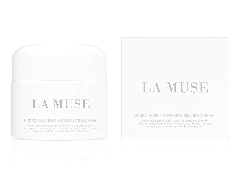 必須届ける案件[40%セール+ギフト付き] La Muse ラミューズ ハイドロ プラス ナリッシング メルティング クリーム 30ml / La Muse Hydro Plus Nourishing Melting Cream 30ml