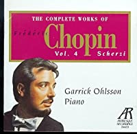 Chopin;Scherzi Vol 4 Comple