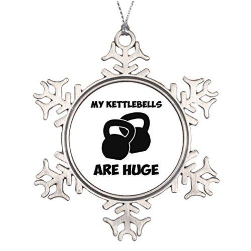 Cheyan Personalized Family Christmas Snowflake...