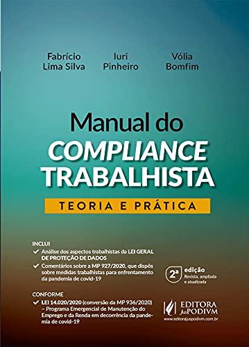 Manual do Compliance Trabalhista: Teoria e Prática