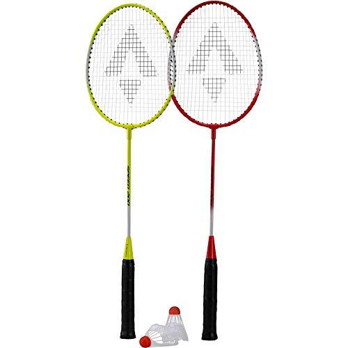 TECNOPRO Beach-Badminton-Set Speed 200, Gelb, One Size