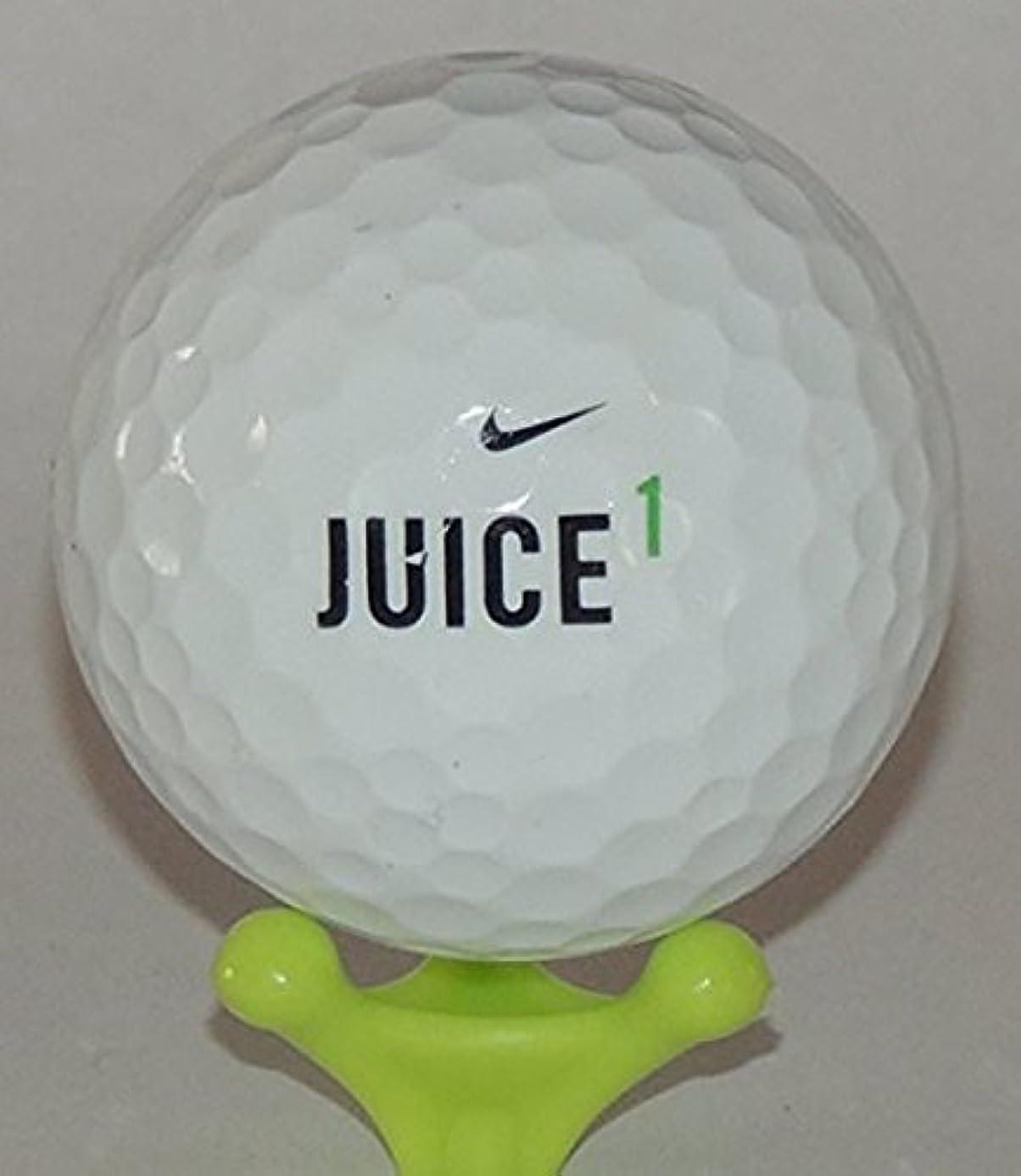 60 Mint Nike Juice Used Golf Balls [Misc.]