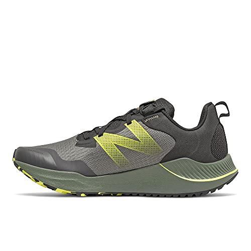 New Balance MTNTRV4, Zapatillas para Carreras de montaa Hombre, Magnet, 44 EU