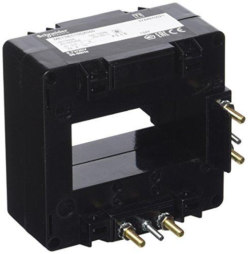 Schneider METSECT5DA050 Wandler Ti 500/5 TR Linergy 32x65, schwarz