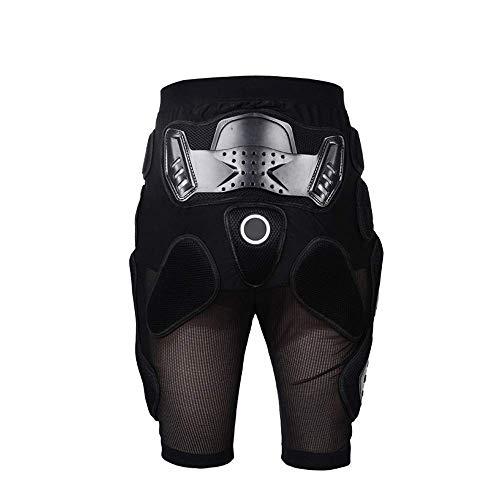 Motorradhelm Outdoor-Sicherheit-Schutz-schützende Armour Hosen Hockey Ritter Ausrüstung for Sport-Motorrad Motocross Racing Ski Protect Pads Hüften Beine (Größe: M) Motorradhelm bluetooth ( Size : L )