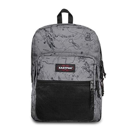 Eastpak rugzak Pinnacle voor laptop, school, casual, sport West Grey, grijs
