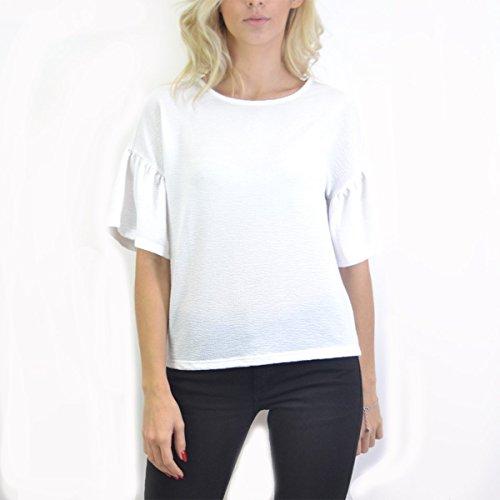 minimum T-Shirt Donna Judith 14241.0191.11936IT (M - White)