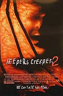 Jeepers Creepers 2 Double-Sided Regular 27X40 Ray Wise Jonathon Breck Poster