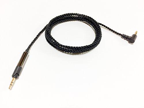 G&V ゼンハイザー HD598 HD599 HD558 HD559 HD569 HD579 HD518 対応 アップグレード ケーブル 単結晶銅採用 澄んだ音 1.2m GV-HD5X8-AIR
