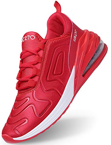 IYVW 2020 280 Laufschuhe Herren Damen Turnschuhe Sportschuhe Straßenlaufschuhe Sneaker Leichte Atmungsaktiv Trainer für Running Fitness Gym Outdoor