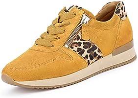 Gabor Shoes Baskets Plat pour Femme Comfort, Confortable en, modèle 53.420