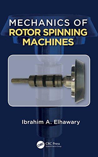 Mechanics of Rotor Spinning Machines (English Edition) eBook ...